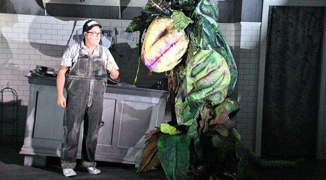LITTLE SHOP OF HORRORS COMING SOON TO THE ROSLYN PACKER THEATRE