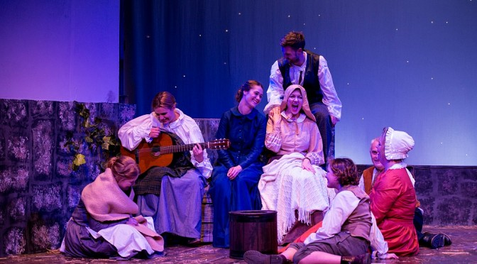 FAR FROM THE MADDING CROWD @ GENESIAN THEATRE