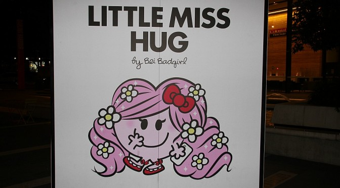 REDRAWN : CELEBRATING 45 YEARS OF MR MEN AND LITTLE MISS @ DARLING HARBOUR