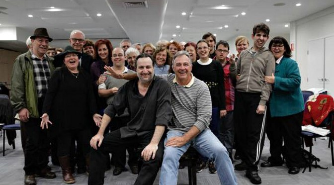 THE DAYDREAM BELIEVERS : SYDNEY'S ONLY ALL INCLUSIVE CHOIR