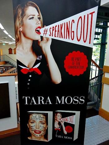 Tara Moss - speaking out