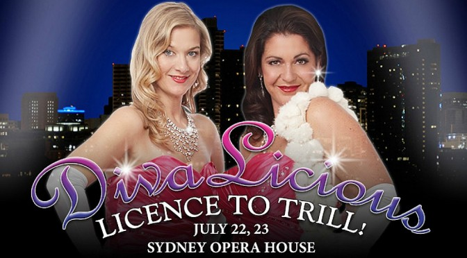 DIVALICIOUS- LICENCE TO TRILL @ UTZON ROOM SYDNEY OPERA HOUSE