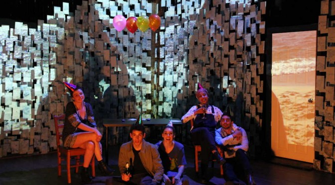 TWO PEAS THEATRE COMPANY PRESENTS DRIFT – AN AUSTRALIAN PREMIERE- @ ATYP STUDIO 1
