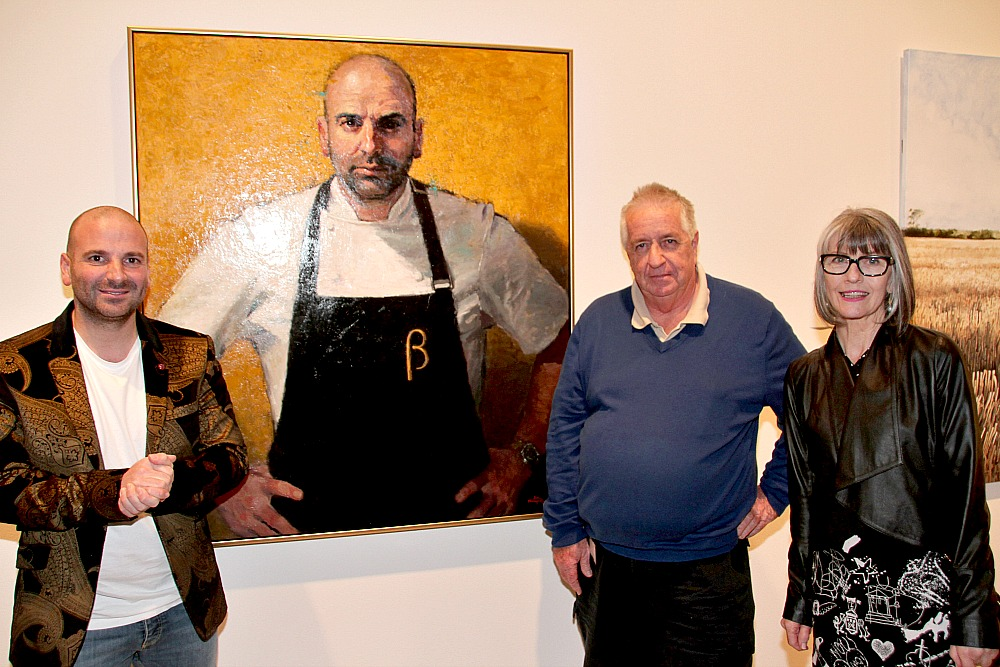 Packing Room Prize - George Calombaris, Steve Peters, Betina Fauvel-Ogden