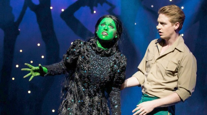 PACKEMIN PRODUCTIONS PRESENTS WICKED @ RIVERSIDE THEATRES PARRAMATTA