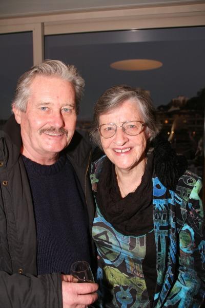 Peter Kowitz & Sandra Bates