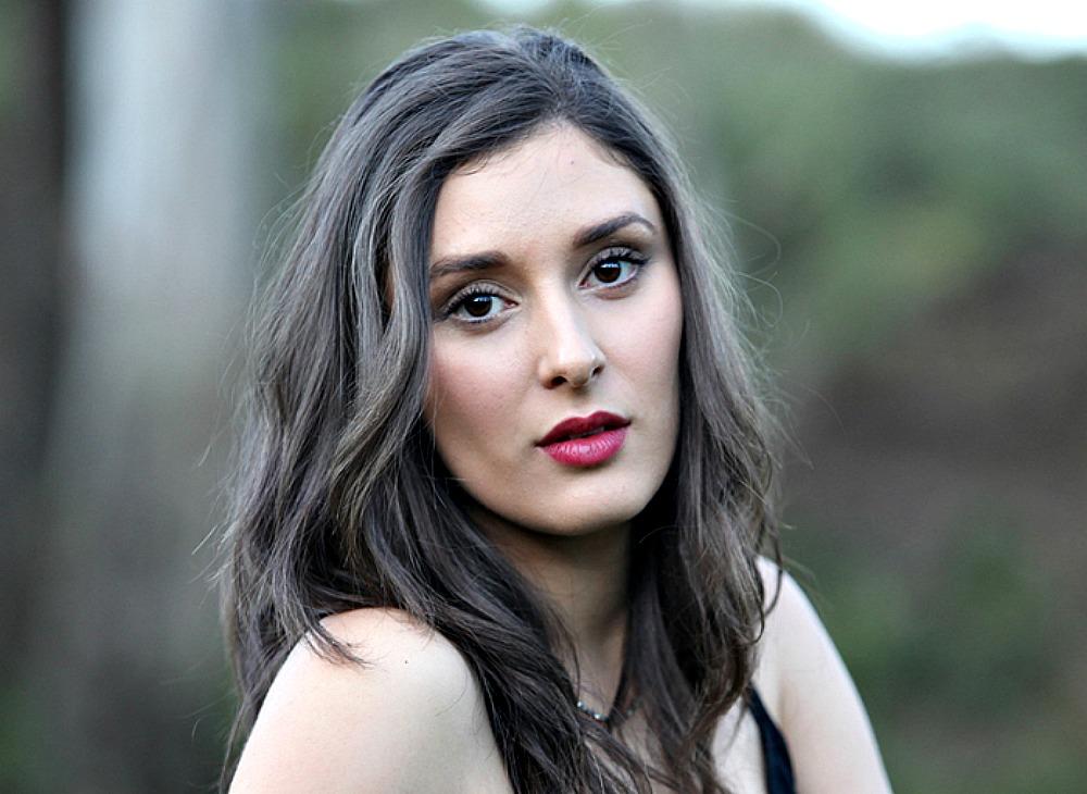 Sophie Dan plays Anya in RED BILLABONG.
