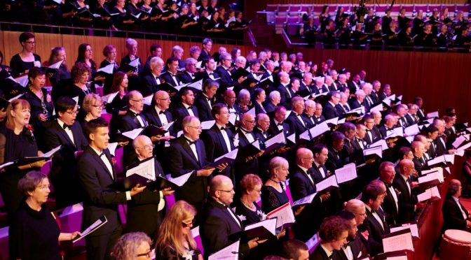 SYDNEY PHILHARMONIA CHOIRS AND SYDNEY YOUTH ORCHESTRA @ CONCERT HALL SYDNEY OPERA HOUSE