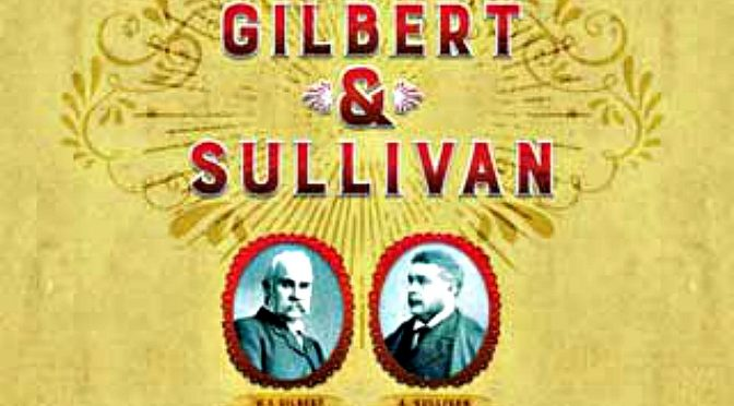 CABARET IN THE DAY : GILBERT AND SULLIVAN FOREVER @ MOSMAN ART GALLERY