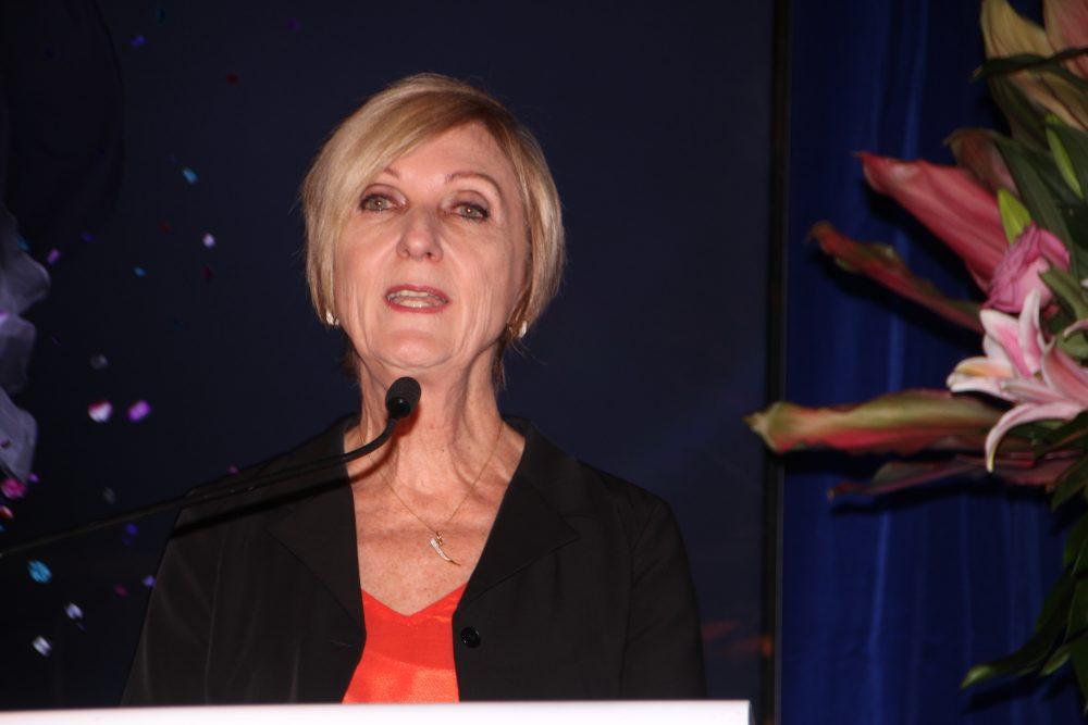 Libby Christie, Executive Director pf The Australian Ballet.