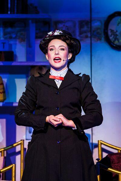 Michaela Leisk as Mary