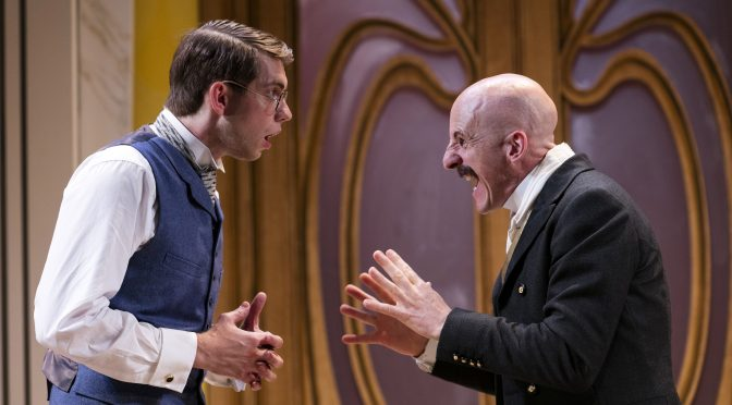 FEYDEAU FARCE GETS LOTS OF LAUGHS @ THE OPERA HOUSE