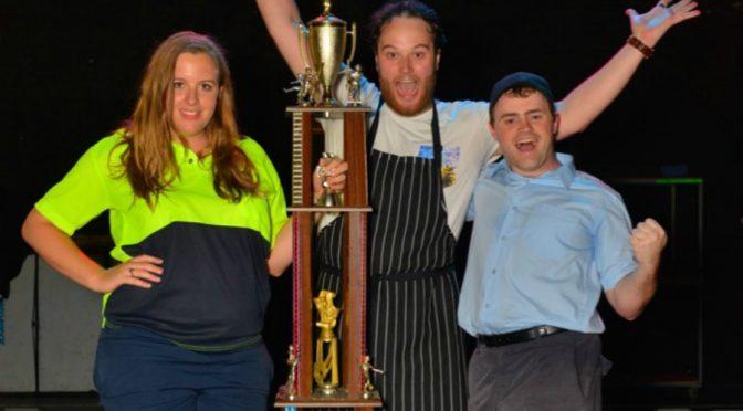 CRANSTON CUP : THEATRESPORTS FINAL