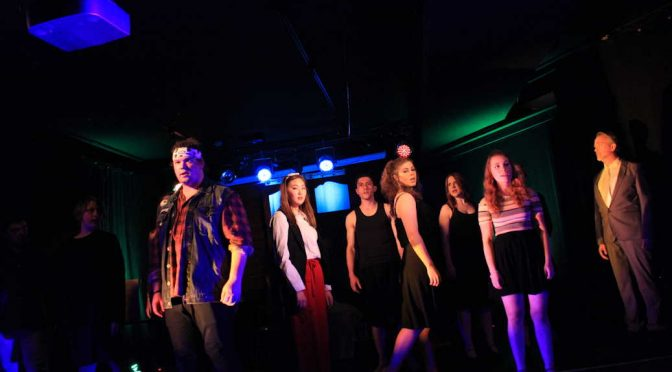 FACES THE MUSICAL @ THE FUSE BOX, FACTORY THEATRE MARRICKVILLE