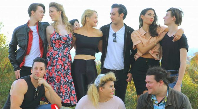 MANLY MUSICAL SOCIETY PRESENTS 'GREASE' @ STAR OF THE SEA MANLY