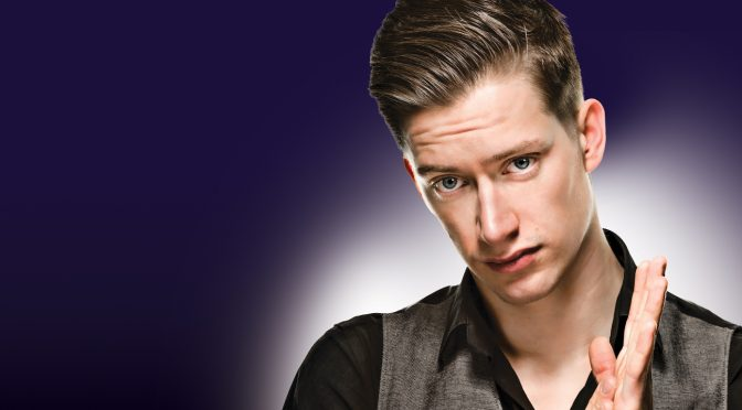 SCOTTISH COMEDIAN DANIEL SLOSS TO APPEAR AT THIS YEAR'S COMEDY FESTIVAL