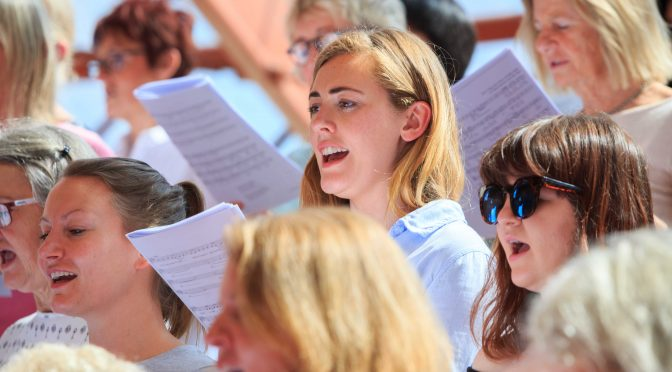 SYDNEY PHILHARMONIA CHOIR : OFFERING A MASTERCLASS IN CHORAL MUSIC