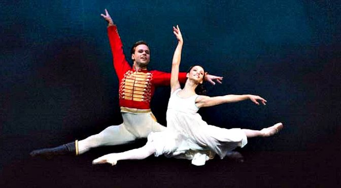 THE ROYAL BALLET PRESENTS 'THE NUTCRACKER' @ THE ROYAL OPERA HOUSE LONDON