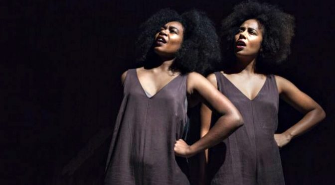 BLACK BIRDS : PERFORMANCE ART WITH PLENTY TO SAY