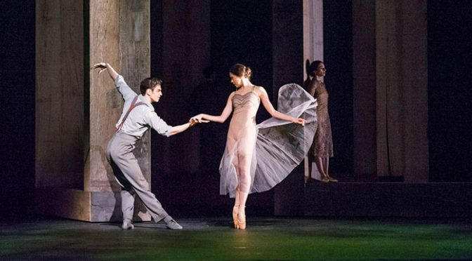 WOOLF WORKS : THE ROYAL BALLET REIMAGINING SOME CLASSIC VIRGINIA WOOLF STORIES