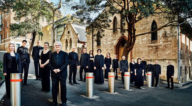 SYDNEY CHAMBER CHOIR DELVES INTO SOME GERMAN ROMANTICISM