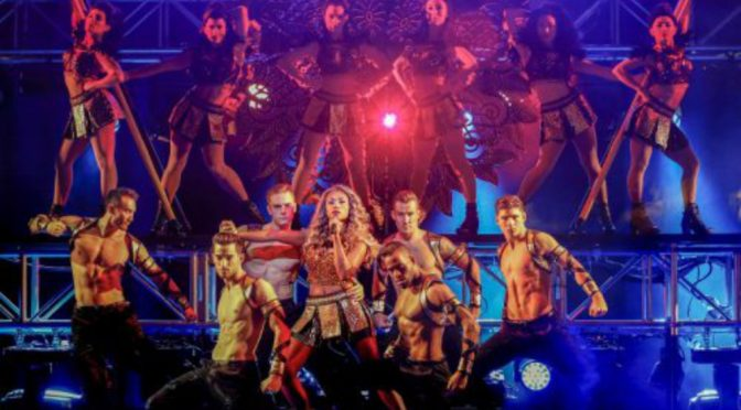 THE BODYGUARD THE MUSICAL @ THE LYRIC