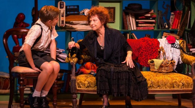 CASTLE HILL PLAYERS PRESENT 'THE BOOK OF EVERYTHING' @ PAVILION THEATRE