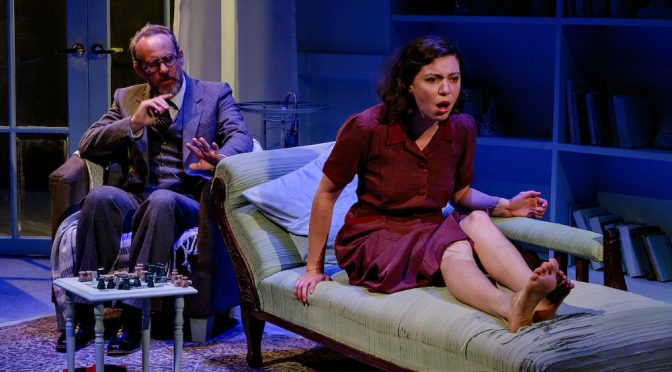 HYSTERIA : FREUD, DALI, A GOOD DOCTOR AND AN INTERLOPER @ ETERNITY PLAYHOUSE