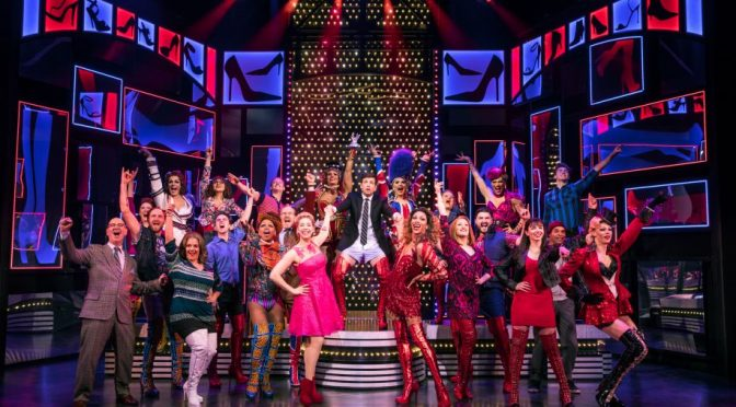 KINKY BOOTS @ CAPITOL THEATRE