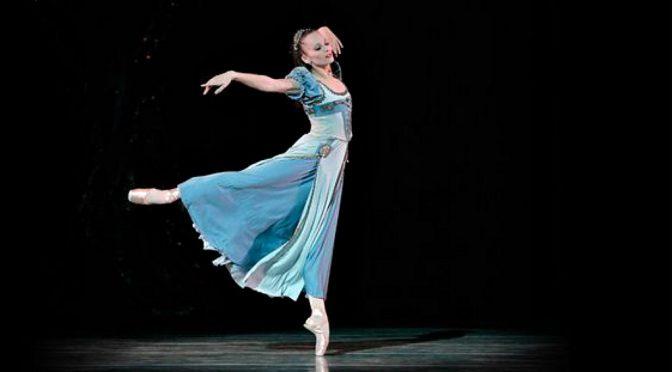 The Paris Opera Ballet in Balanchine's A Midsummer Night's Dream'