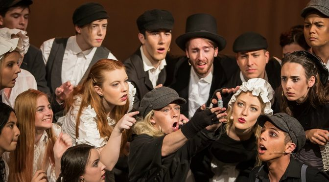 MANLY MUSICAL SOCIETY PRESENTS 'SWEENEY TODD'  @ THE STAR OF THE SEA THEATRE