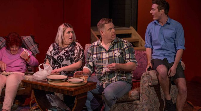 WAYNE TUNKS 'BITCH' @ THE DEPOT THEATRE