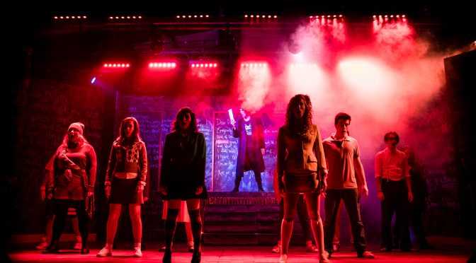 HEATHERS THE MUSICAL @ SUTHERLAND MEMORIAL SCHOOL OF THE ARTS