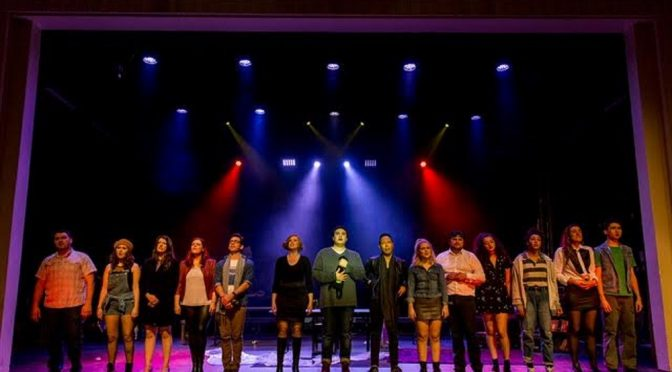 ROCKDALE MUSICAL SOCIETY PRESENTS 'RENT' @ ROCKDALE TOWN HALL