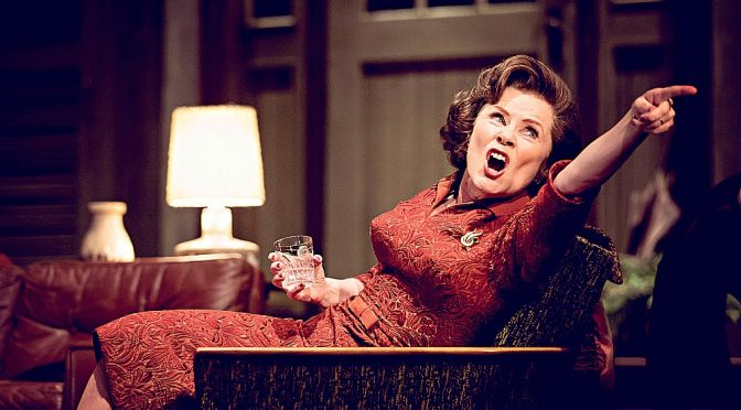5 DOUBLE PASSES TO NTL'S 'WHO'S AFRAID OF VIRGINIA WOOLF' @ DENDY NEWTOWN