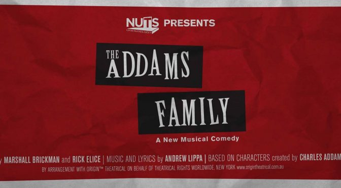 AN OFFER TOO GOOD TO REFUSE – HERE IS YOUR CHANCE TO MEET THE ADDAMS FAMILY