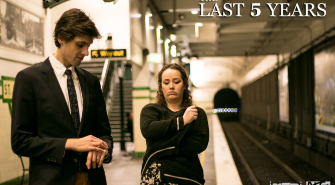UNSW MTS PRESENTS JASON ROBERT BROWN'S 'THE LAST 5 YEARS!' @ STUDIO ONE UNSW
