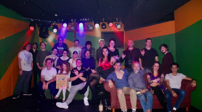 A RAVE REVIEW FOR 'REEFER MADNESS' @ THE FACTORY THEATRE Marrickville