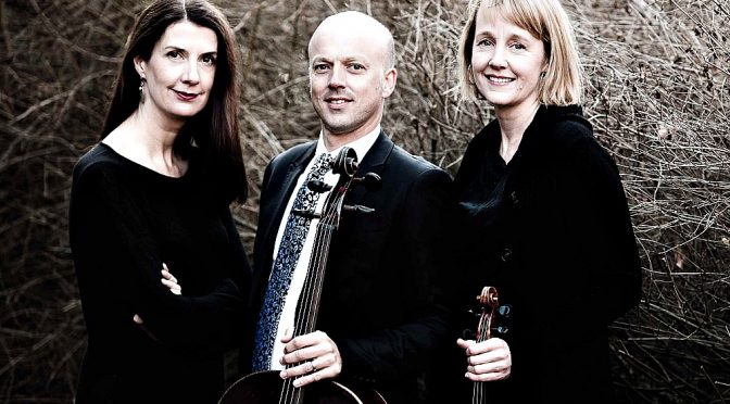 THE PRELUDE IN TEA SERIES : THE SERAPHIM TRIO @ THE INDEPENDENT THEATRE