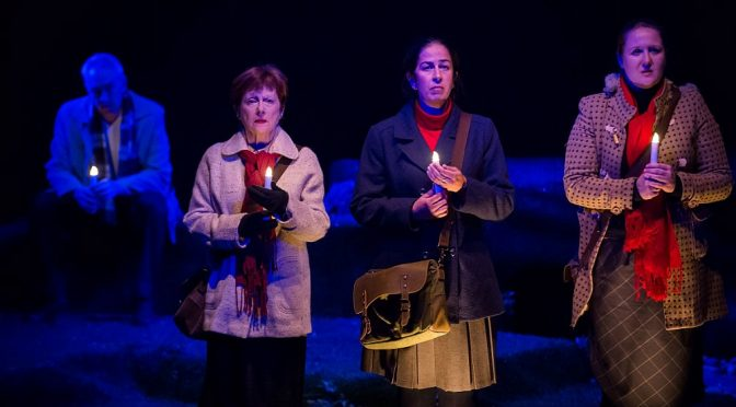 CASTLE HILL PLAYERS  PRESENT 'THE WOMEN OF LOCKERBIE' @ THE PAVILION THEATRE