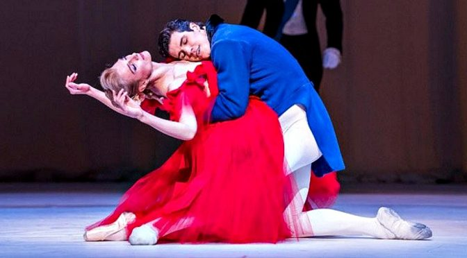 PALACE OPERA AND BALLET :  ROYAL BALLET PRESENTS AN ASHTON TRIPLE BILL