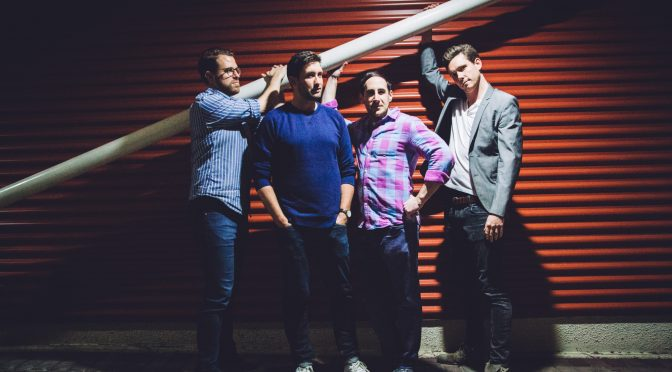 ORBOTETSKI : A QUARTET OF SYDNEY'S BRIGHTEST IMPROVISERS
