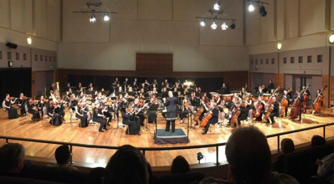 THE METROPOLITAN ORCHESTRA: 'EXTRAORDINARY FIRSTS' @ ABC CENTRE