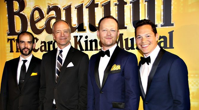 RED CARPET : BEAUTIFUL THE CAROLE KING MUSICAL