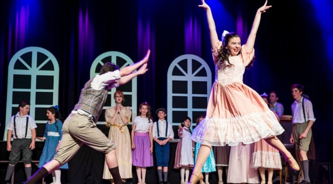 THE MUSIC MAN : HORNSBY MUSICAL SOCIETY REVISITS A BROADWAY CLASSIC