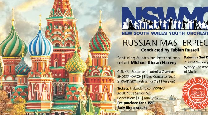 RUSSIAN MASTERPIECES: NSW Youth Orchestras