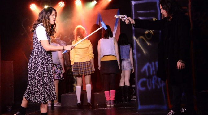 HEATHERS THE MUSICAL @ THE FACTORY THEATRE Marrickville