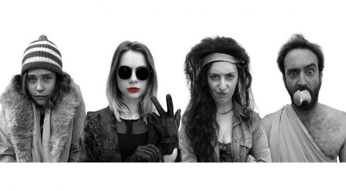 JackRabbit Theatre presents HIJACKED RABBIT with four new plays @ Blood Moon Theatre