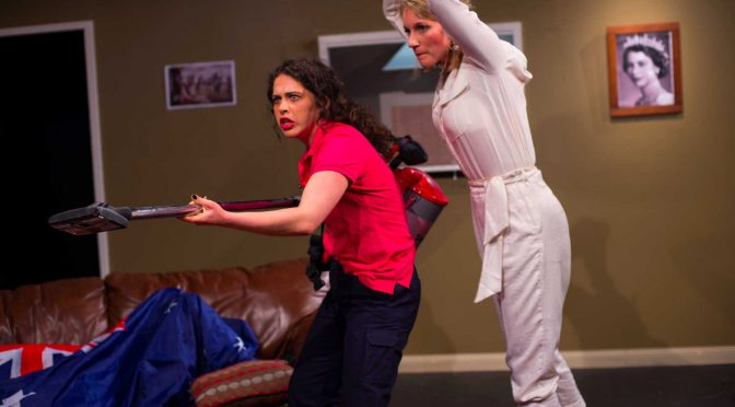 VIOLENT EXTREMISM and OTHER ADULT PARTY GAMES @ The Depot Theatre