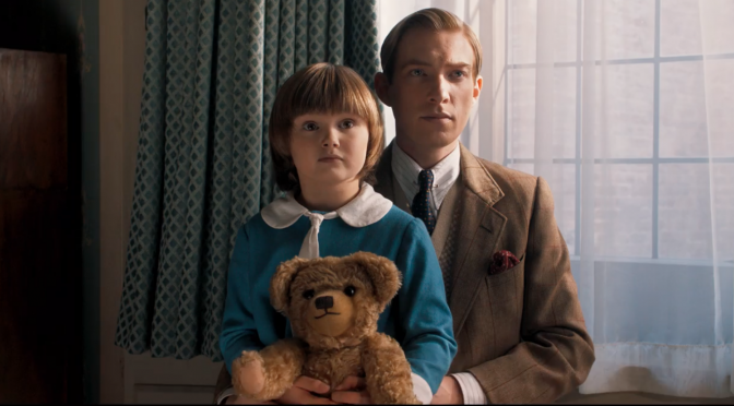 GOODBYE CHRISTOPHER ROBIN: MORE THAN JUST A PILE OF POOH